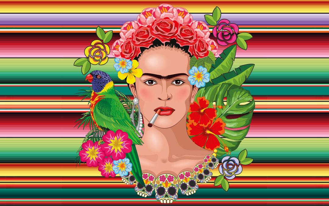 Frida Kahlo Bild Blog Manuela Moehle